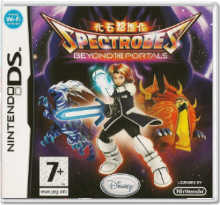 Диск Spectrobes: Beyond the Portals [DS]