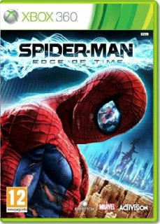 Диск Spider-Man: Edge of Time [X360]