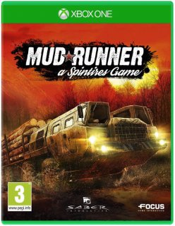 Диск Spintires: MudRunner [Xbox One]