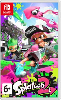 Диск Splatoon 2 [NSwitch]