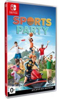Диск Sports Party [NSwitch]