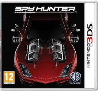 Диск Spy Hunter (Б/У) [3DS]