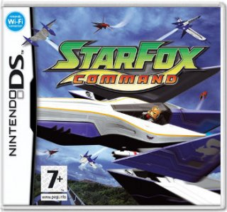 Диск Star Fox Command [DS]
