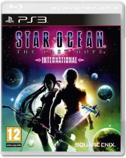 Диск Star Ocean: The Last Hope [PS3]