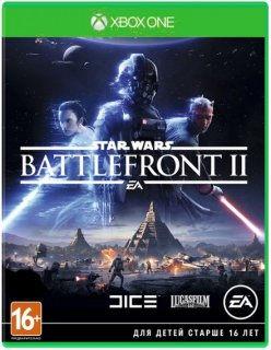 Диск Star Wars: Battlefront 2 (II) [Xbox One]