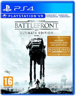 Диск Star Wars: Battlefront - Ultimate Edition [PS4]