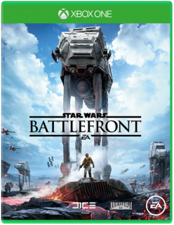 Диск Star Wars: Battlefront (Б/У) [Xbox One]