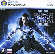 Диск Star Wars: The Force Unleashed 2 [PC, Jewel]