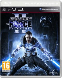 Диск Star Wars: The Force Unleashed 2 (Б/У) [PS3]