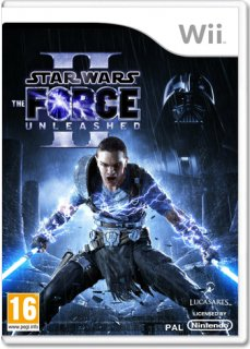Диск Star Wars: The Force Unleashed 2 [Wii]