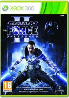 Диск Star Wars: The Force Unleashed 2 [X360]