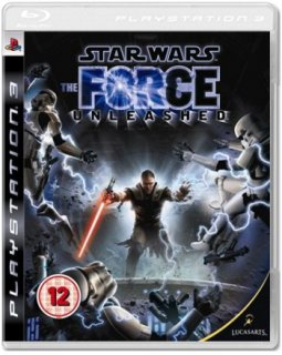 Диск Star Wars: The Force Unleashed (Б/У) [PS3]