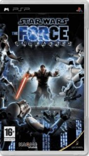 Диск Star Wars: The Force Unleashed [PSP]