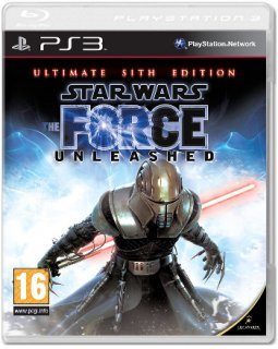 Диск Star Wars: The Force Unleashed - Ultimate Sith Edition [PS3]
