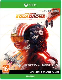 Диск Star Wars: Squadrons [Xbox One]