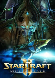 Диск StarCraft II: Legacy of the Void [PC]