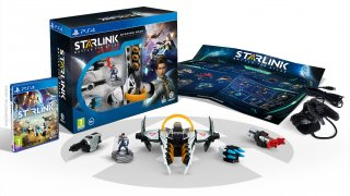 Диск Starlink: Battle for Atlas Starter Pack [PS4]