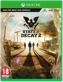 Диск State of Decay 2 [Xbox One]