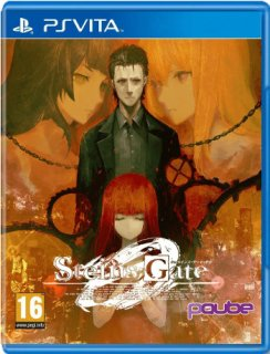 Диск Steins;Gate Zero [PS Vita]