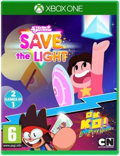 Диск Steven Universe: Save the Light & OK K.O! Let's Play Heroes [Xbox One]