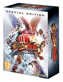 Диск Street Fighter x Tekken. Special Edition [PS3]