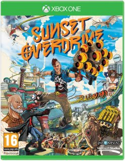 Диск Sunset Overdrive [Xbox One]