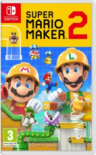 Диск Super Mario Maker 2 [NSwitch]