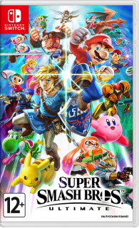 Диск Super Smash Bros. Ultimate [NSwitch]