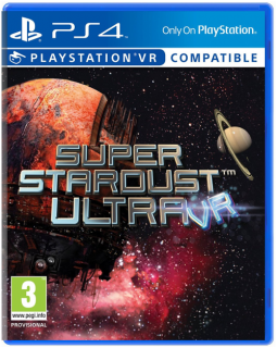 Диск Super Stardust Ultra VR [PS4/PSVR]