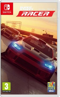 Диск Super Street: Racer [NSwitch]