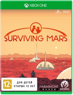 Диск Surviving Mars [Xbox One]