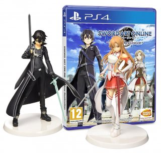 Диск Sword Art Online: Hollow Realization - Collectors Edition [PS4]