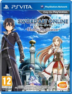 Диск Sword Art Online: Hollow Realization [PS Vita]