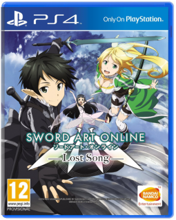 Диск Sword Art Online: Lost Song [PS4]