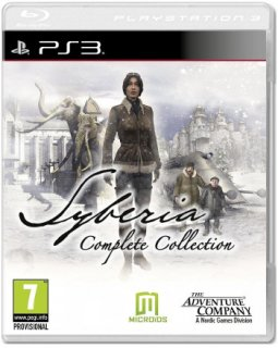 Диск Syberia Complete Collection [PS3]