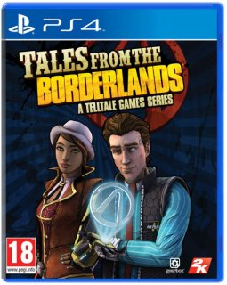 Диск Tales from the Borderlands (Б/У) [PS4]