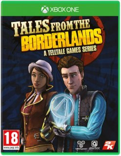 Диск Tales from the Borderlands [Xbox One]