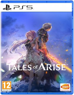 Диск Tales of Arise [PS5]