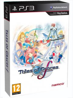 Диск Tales of Graces f (Special Day One Edition, Extra Special Edition) [PS3]