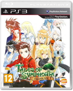Диск Tales of Symphonia Chronicles (Б/У) [PS3]