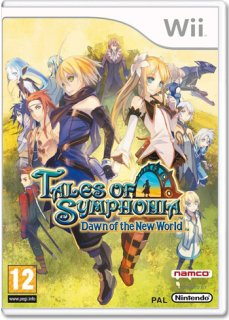 Диск Tales of Symphonia: Dawn of the New World [Wii]
