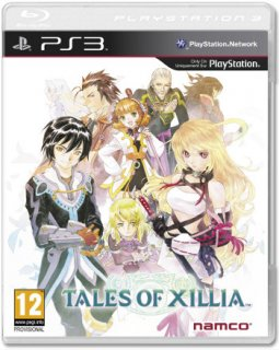 Диск Tales of Xillia - Day One Edition (Б/У) [PS3]