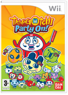 Диск Tamagotchi Party On! [Wii]