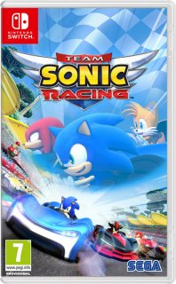 Диск Team Sonic Racing [NSwitch]