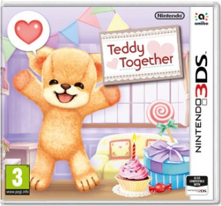 Диск Teddy Together [3DS]