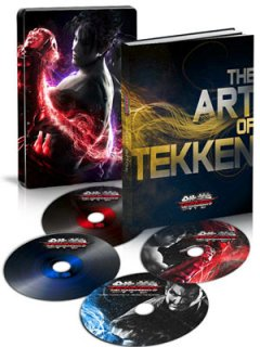 Диск Tekken Tag Tournament 2. Collector's Edition [X360]