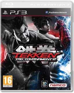 Диск Tekken Tag Tournament 2 (Б/У) (без обложки) [PS3]