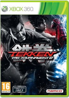 Диск Tekken Tag Tournament 2 [X360]