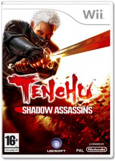 Диск Tenchu 4: Shadow Assassins [Wii]
