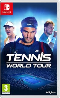 Диск Tennis World Tour [NSwitch]